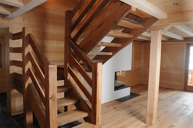 huck escaliers. Black Bedroom Furniture Sets. Home Design Ideas